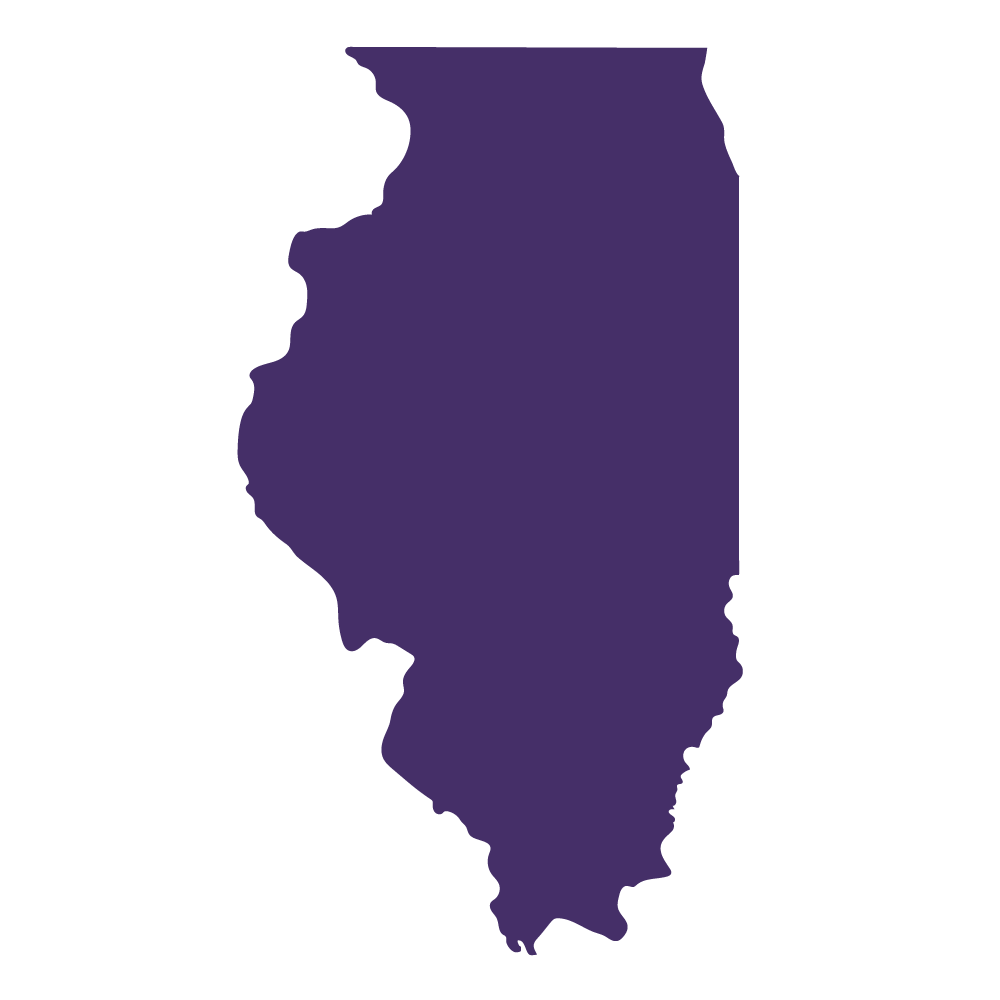 Abortions in Illinois in 2018